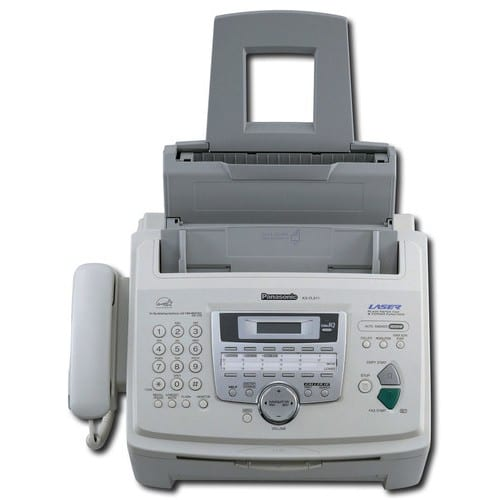 laser fax machine reviews