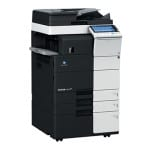 Konica Minolta C400 Digital Copier Review