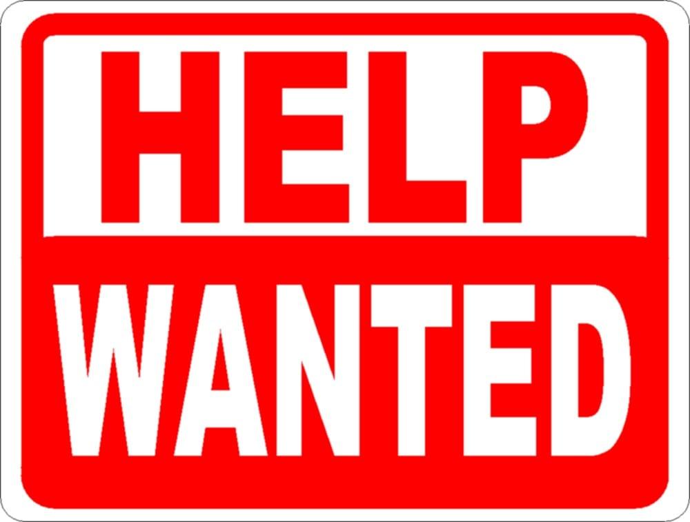Help Wanted - Hiring