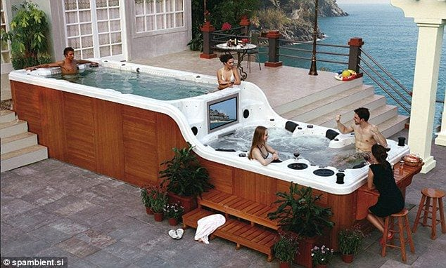 Best Above GroundHot Tubs